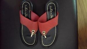BRAND NEW LEATHER  SANDALS *REG $189*