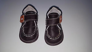 Boys Jack and Lilly leather shoes size 18-24m London Ontario image 1
