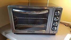 KITCHENAID 12 inch Convection Bake Countertop Oven