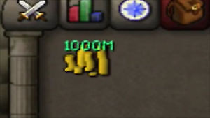Selling OSRS gold 1M=1 CAD Have 1b instock