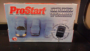 Prostart Car Starter Brand New Ct 3200