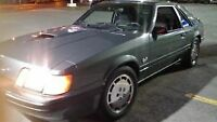 1986 Ford Mustang svo echange possible