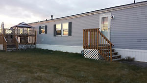 Available May 1st. 3 bed, 2 bathroom home in Trumpeter Village
