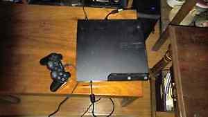 PS3 - Slim - 250 GB - 1 Controller - $120 OBO Cambridge Kitchener Area image 1