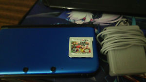 3DS XL with Charger no stylus