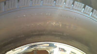 Michelin 275/65R18 - Tires Only