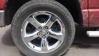 dodge 2007 rims and tires