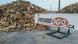 Cut & Split Firewood For Sale - Delivery Available