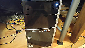 HP QUAD CORE TOWER