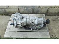 BMW e46 318ci gear box