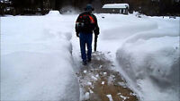 AFFORDABLE RESIDENTIAL SNOW REMOVAL SERVICE