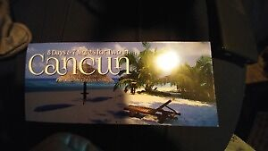 $200 OBO - 8 day 7 night cancun mexico trip for 2