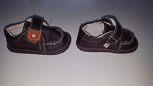 Boys Jack and Lilly leather shoes size 18-24m London Ontario image 2