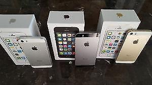 iPhone 5s 6 6s 7 16GB 32GB 64GB 128GB ***UNLOCKED** New condition all new accessories unlocked with 90 days warranty