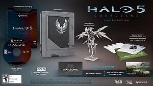 Halo 5: Guardians Limited Edition Xbox One.