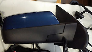 Mirrors - Factory Side Mirrors for 2015 GMC Sierra - Stone Blue St. John's Newfoundland image 2