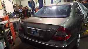 2007 Mercedes Benz E350 E Class 4 Matic - Part Out / Parting Out Regina Regina Area image 2