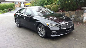 2014 Infiniti Q50 Premium AWD Luxury Sedan