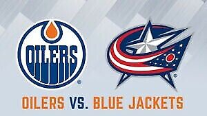 Oilers vs Blue Jackets Mar 21, Lower Bowl Section 113