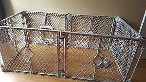 Wanted Exercise  pen for puppies  (plastic or wire)