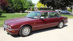 1997 Jaguar XJ6 Vanden Plas Sedan