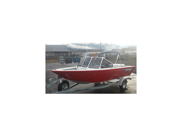 Used 2015 Harbercraft 1875