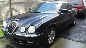 2000 Jaguar S-TYPE Sedan Kitchener / Waterloo Kitchener Area image 1