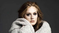 Adele tickets for sale - A vendre tickets Adele