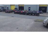 KAWASAKI KLF 300 4X4 AGRI 12 MONTHS WARRANTY QUAD ATV CAN BE ROAD LEGAL