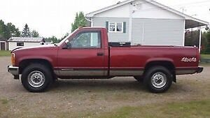 Looking for my first truck
