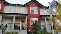 Newer 1400 sq/ft townhouse with double garage