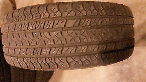 Four Tires - Cooper Discoverer CTS P275/55/R20