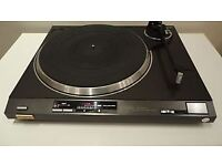 Technics SL-QX200 Turntable