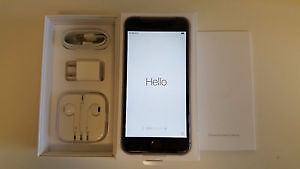 IPhone 6 Plus 16GB - Space Grey - Unlocked - Excellent Condition