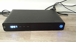 Shaw gateway HD PVR with 1 portal and remote