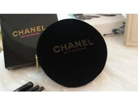 Chanel pouch/make up bag in packaging
