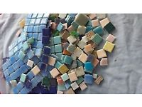 art and crafts mosaic glass tiles