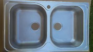 Blanco Essential SS Double Bowl Undermount Sink Model SOP1004