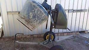 $30 Electric Cement mixer hire