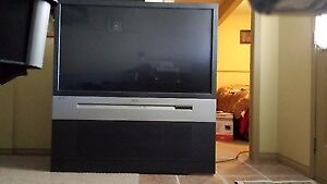 "RCA 52"" HDTV PROJECTION TV FOR SALE"