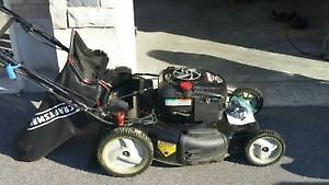 Rear Drive Lawn MOWER