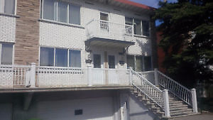Well-maintained 5 1/2 upper duplex