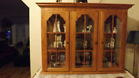 cabinet, hutch lighted