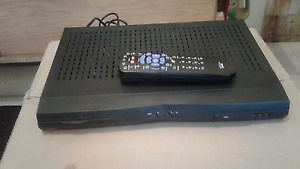 Bell Receiver 3100 comes with remote and smartcard to activate