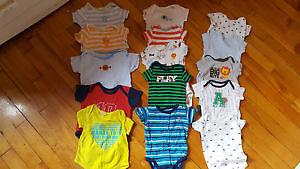 Lot de vêtements garçon 0-3 mois