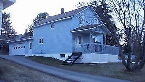House for sale in Plaster Rock N.B.