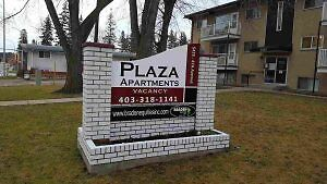 Plaza Apartments Now Renting 2 Bedroom Units!