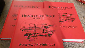 2005 Fairview and District Family History Books