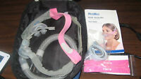 ResMed Swift FX Nano Headgear in Gray and Pink XS