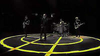 U2 iNNOCENCE + eXPERIENCE Tour 2015 ACC July 6th,2015